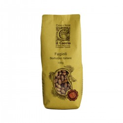 Italian borlottine beans - Michelotti & Zei - 500gr