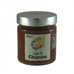 Chianina meat sauce - Toscana in Tavola - 210gr