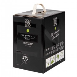 Extra Virgin Olive Oil Frà Evaristo Bag in Box - Il Conventino - 3l