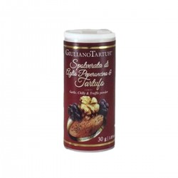 Garlic, Chilly e Truffle powder - Giuliano Tartufi - 30gr