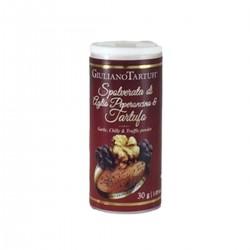Garlic, Chilly e Truffle powder - Giuliano Tartufi - 30gr