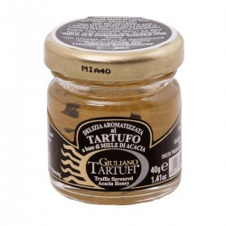 Truffle flavoured Acacia Honey - Giuliano Tartufi - 65gr