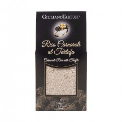 Carnaroli Rice with Truffle - Giuliano Tartufi - 350gr