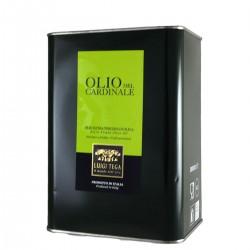 Extra Virgin Olive Oil del Cardinale - Luigi Tega - 3l