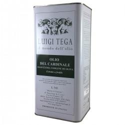 Extra Virgin Olive Oil del Cardinale - Luigi Tega - 5l