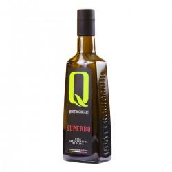Extra Virgin Olive Oil Superbo Moraiolo - Quattrociocchi - 500ml