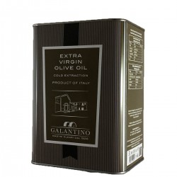 Extra Virgin Olive Oil Medium Fruity can - Galantino - 3l