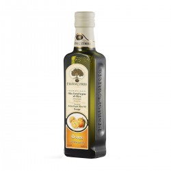 Extra Virgin Olive Oil flavoured Orange - Cutrera - 250ml