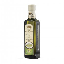 Extra Virgin Olive Oil flavoured Basil - Cutrera - 250ml
