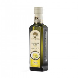 Extra Virgin Olive Oil flavoured Lemon - Cutrera - 250ml