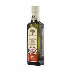 Extra Virgin Olive Oil flavoured Chilli Pepper - Cutrera - 250ml