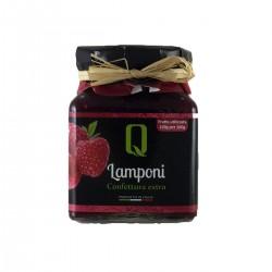 Raspberries jam - Quattrociocchi - 350gr