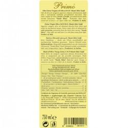 Extra Virgin Olive Oil Primo PDO Monti Iblei - Cutrera - 750ml