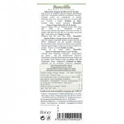 Extra Virgin Olive Oil Gran Cru Biancolilla - Cutrera - 500ml