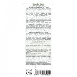 Extra Virgin Olive Oil Gran Cru Tonda Iblea - Cutrera - 500ml