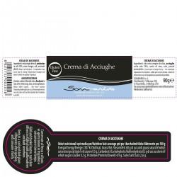 Cream of Anchovies - Sommariva - 90gr
