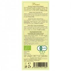 Extra Virgin Olive Oil Primo Bio can - Cutrera - 5l