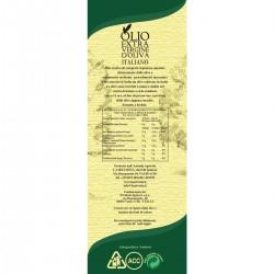 Extra Virgin Olive Oil blend Classico Can - La Selvotta - 5l
