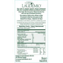 Extra Virgin Olive Oil Laudemio Tenuta Cantagallo - Pierazzuoli - 250ml