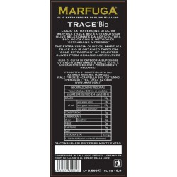 Extra Virgin Olive Oil Trace Bio - Marfuga - 500ml