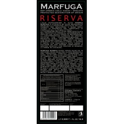 Extra Virgin Olive Oil Riserva Dop Umbria - Marfuga - 500ml