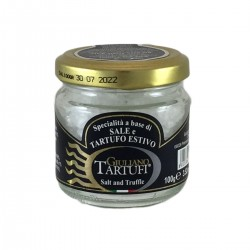 Salt with Summer Truffle - Giuliano Tartufi - 100gr