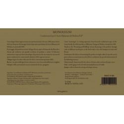 Monolegni - Giusti - 3x50ml