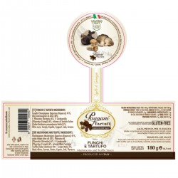 Mushrooms and Truffle Sauce - Pagnani Tartufi - 180gr
