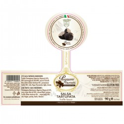 Truffle Sauce - Pagnani Tartufi - 90gr
