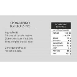 Summer Truffle cream - Pagnani Tartufi - 90gr