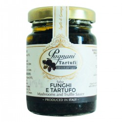 Mushrooms and Truffle Sauce - Pagnani Tartufi - 90gr