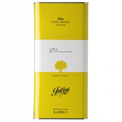 Extra Virgin Olive Oil Classico - Intini - 5l