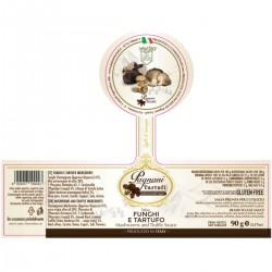 Mushrooms and Truffle Sauce - Pagnani Tartufi - 90gr