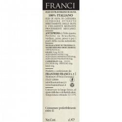 Extra Virgin Olive Oil Anteprima - Franci - 500ml