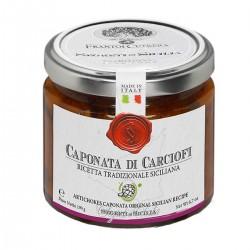 Artichoke Caponata - Cutrera - 190gr