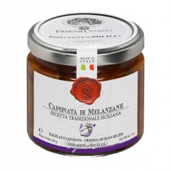 Eggplant Caponata - Cutrera - 190gr