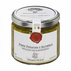 Pistacho and Almond Pesto - Cutrera - 190gr