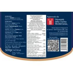 Scialatielli Hot Pepper PGI Gragnano - Antiche Tradizioni di Gragnano - 500gr