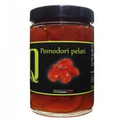 Peeled tomatoes - Quattrociocchi - 520gr