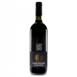 Red Wine Cardomagno DOC Colli Pesaresi - Il Conventino - 750ml