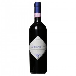 Red Wine Carmignano DOCG Le Farnete - Pierazzuoli - 750ml