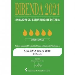 Extra Virgin Olive Oil Tesoro - Disisa - 500ml