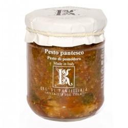 Pesto from Pantelleria - Oro di Pantelleria Kazzen - 180gr