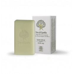 Gentle soap - Oro di Spello - 100gr