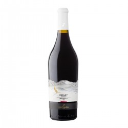 Red Wine Merlot Trentino DOC organic - Agraria Riva del Garda - 750ml
