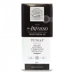 Extra Virgin Olive Oil 100% Italiano TUMAI can - Anfosso - 5l