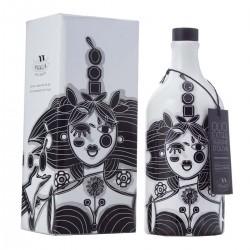Extra Virgin Olive Oil Mother Nature Ceramic Jar peranzana - Muraglia - 500ml