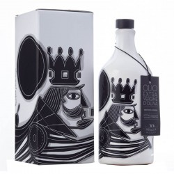 Extra Virgin Olive Oil King Ceramic Jar coratina - Muraglia - 500ml