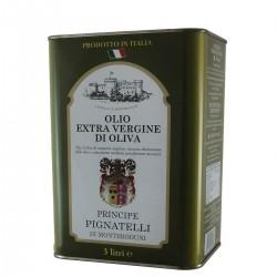 Extra Virgin Olive Oil Classico can - Pignatelli - 3l