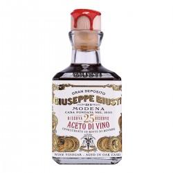 Wine Vinegar Reserve 25 - Giusti - 250ml